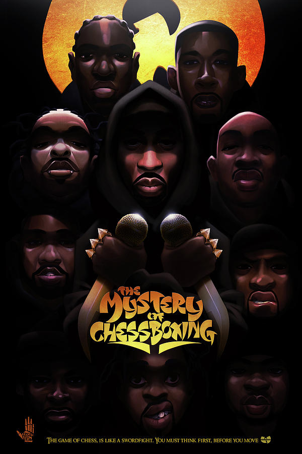 The Mystery of Chessboxing by Nelson dedosGarcia