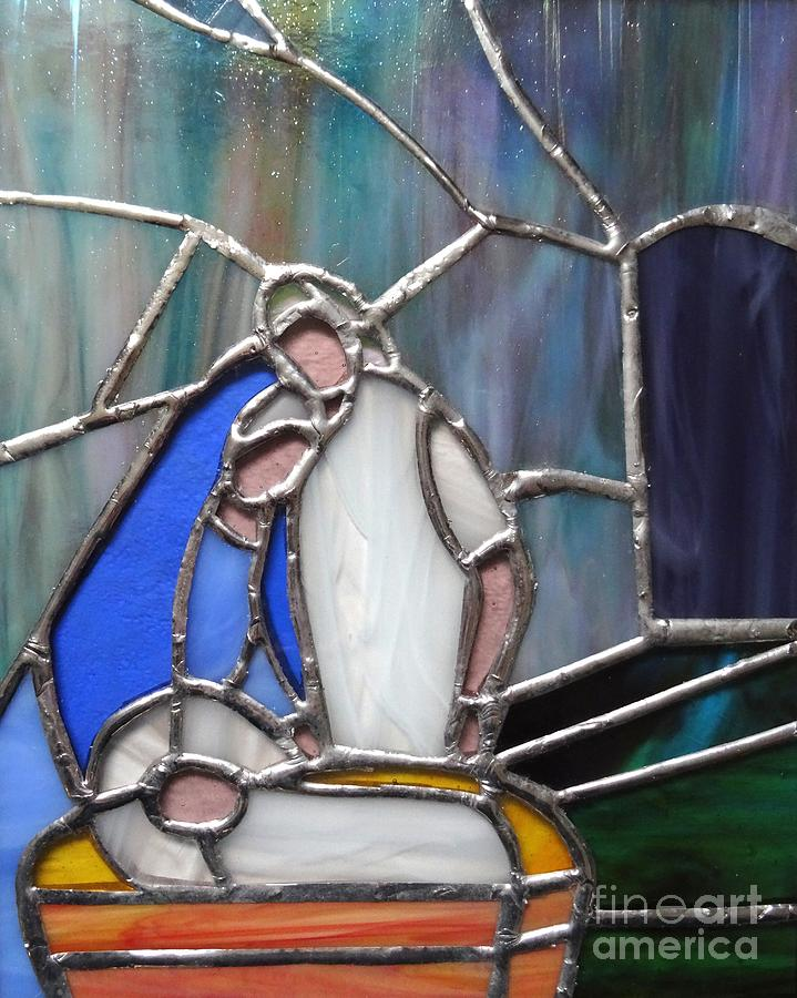 The Nativity  by Karen Jane Jones