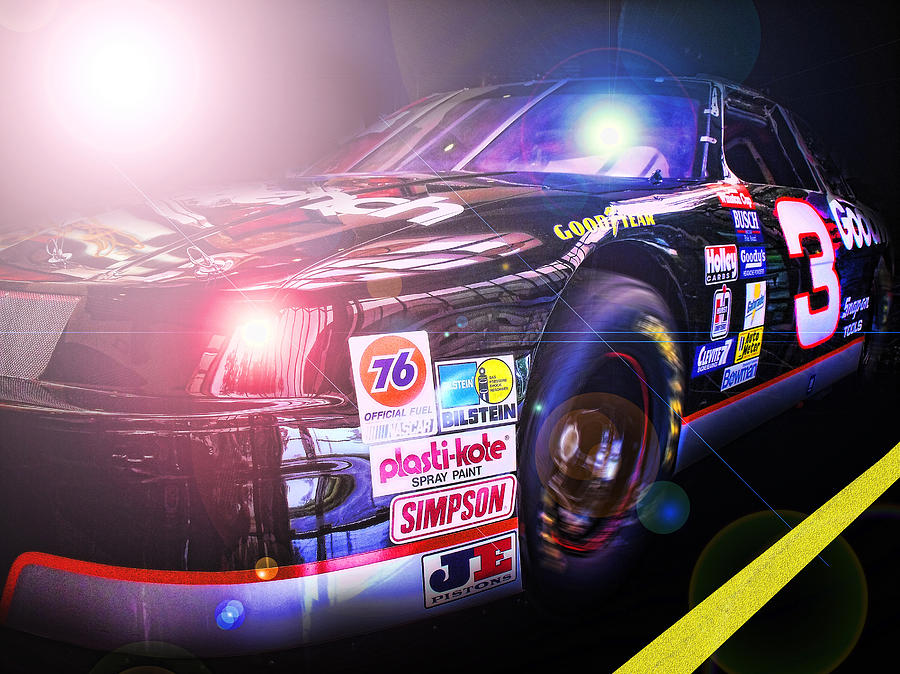 3 Photograph - The Need For Speed 3 by Kenneth Krolikowski
