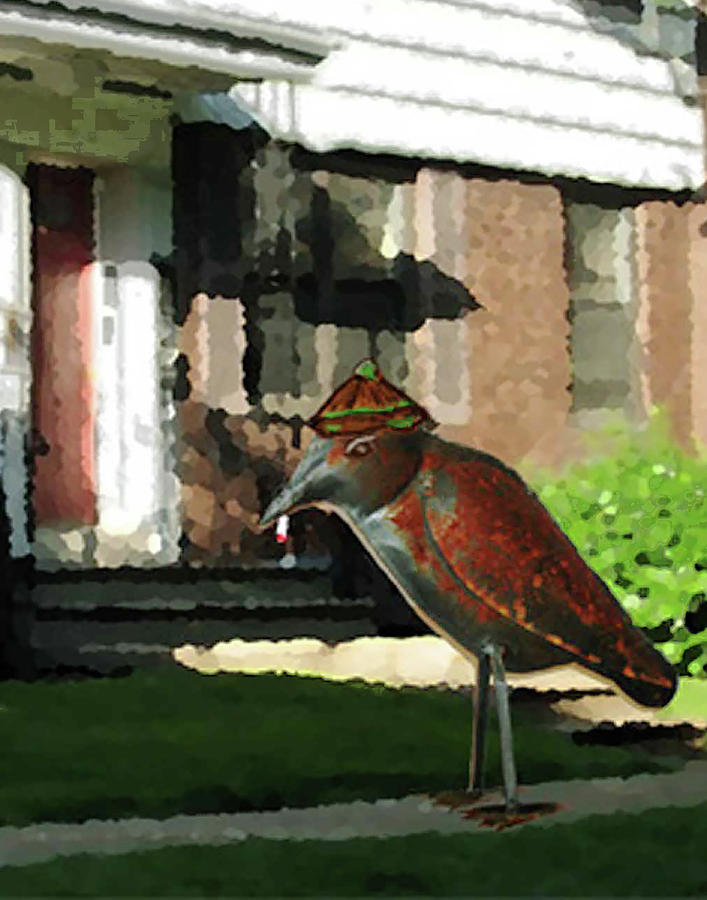 The Neighbor Lady by Teresa Epps