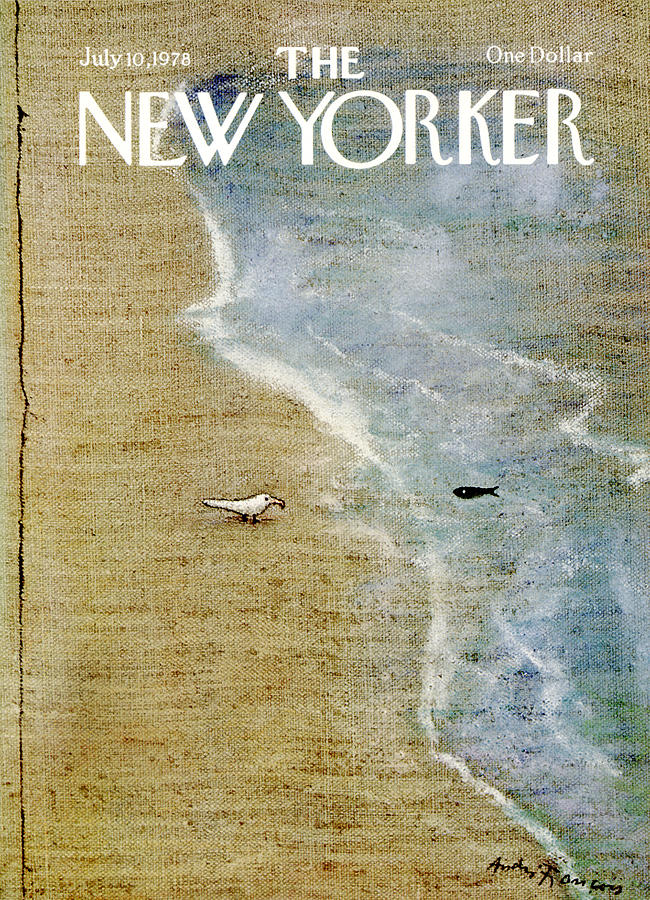New Yorker July 10th, 1978 Painting by Andre Francois