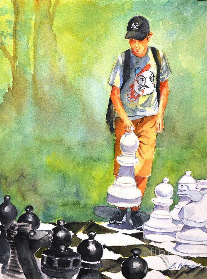 The next move #1 by Betty M M Wong