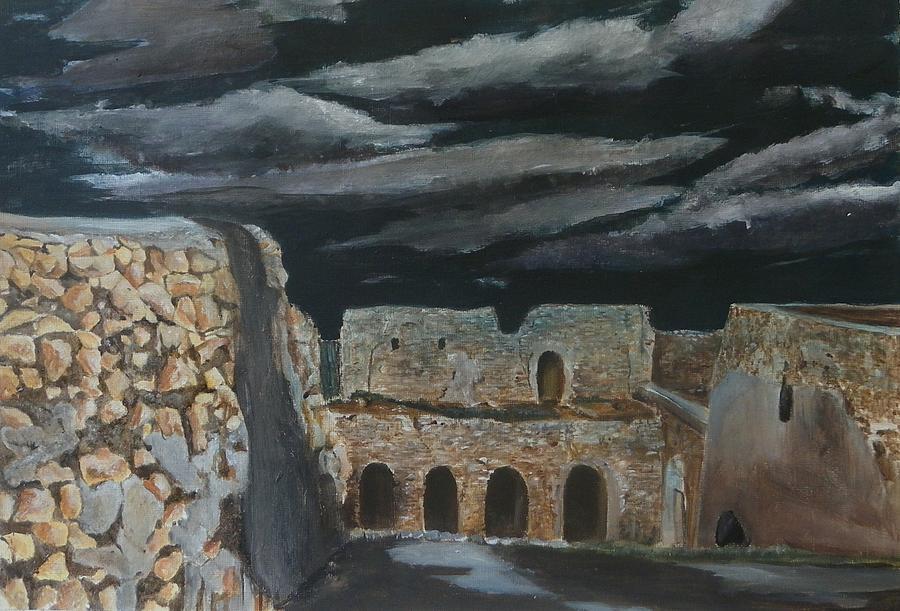 The Night Painting
