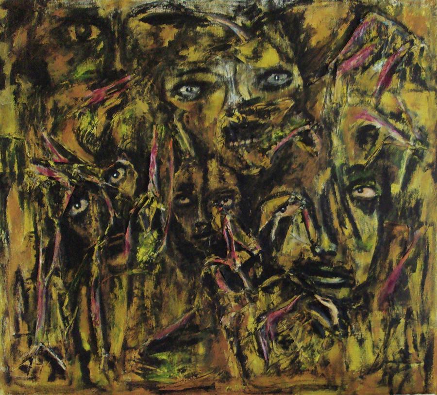 Αποτέλεσμα εικόνας για violence painting