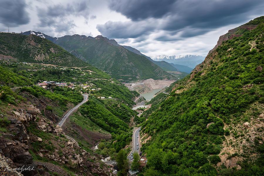 Iran Photograph - The North by Mohsen Kamalzadeh