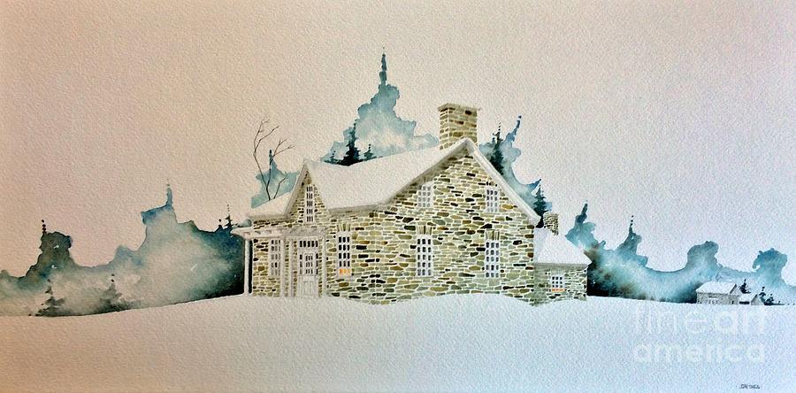 The Nugent House by John Shea BFA