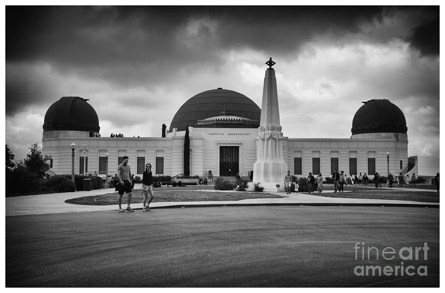 Landmark Photograph - The Observatory by Wayne Wilton