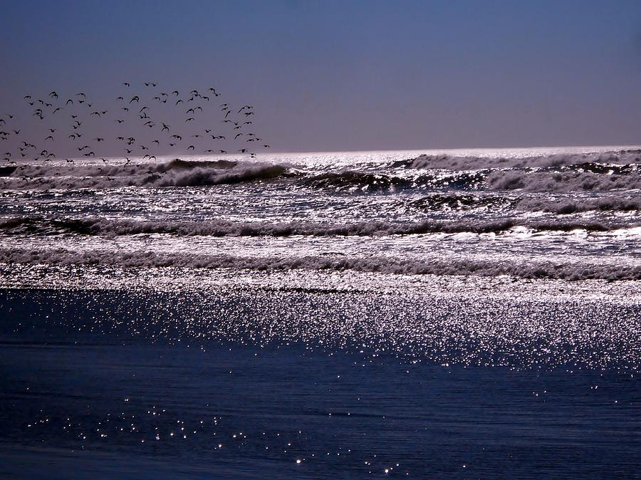 Landscape Photograph - the Ocean by Tony Porter Photography