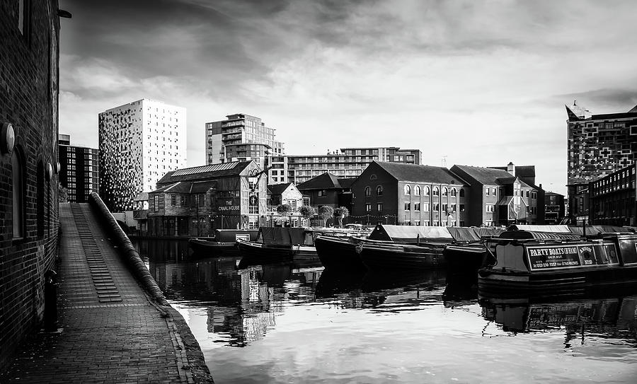 Birmingham Photograph - The Old And The New by Nick Bywater