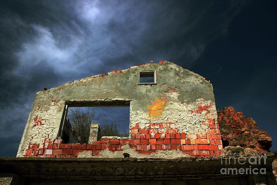The Old House Photograph by Nedko  Nedkov