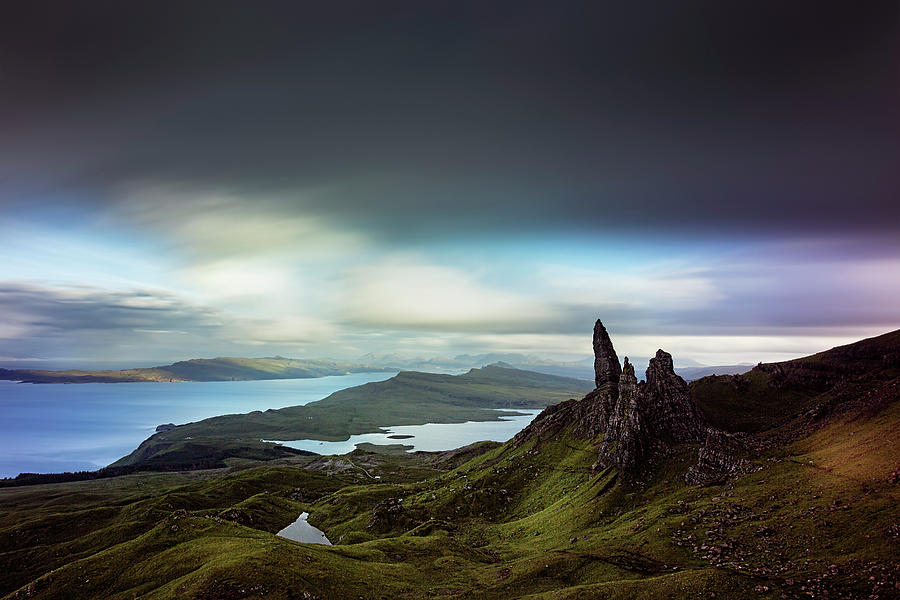 The Old Man of Storr by Ian Good
