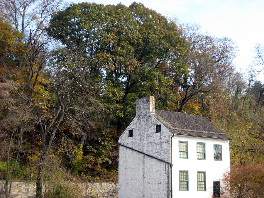 Mill Photograph - The Old Mill by Sean Owens