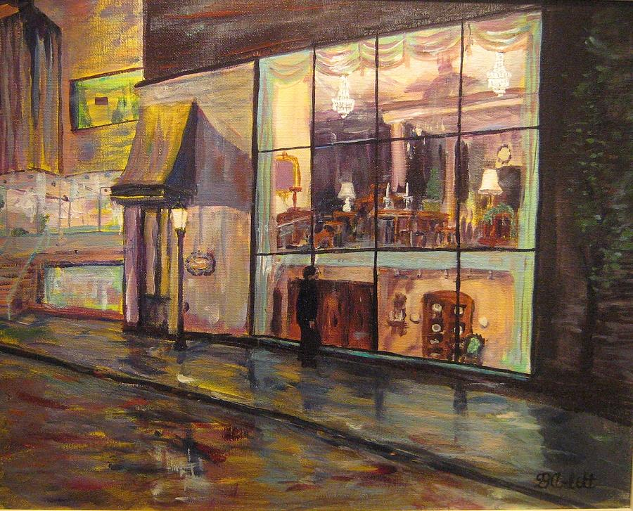The Old Paisley Shop by BRENT ARLITT