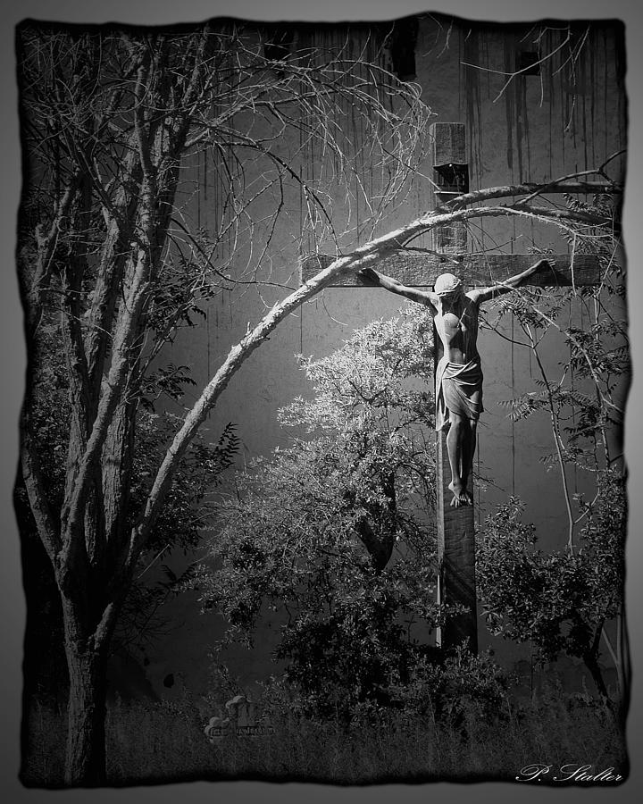 The Old Rugged Cross Digital Art By Patricia Stalter
