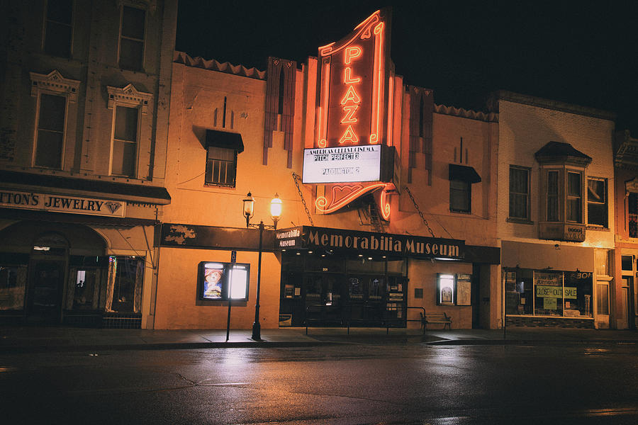 The Oldest Cinema by Josh Spengler