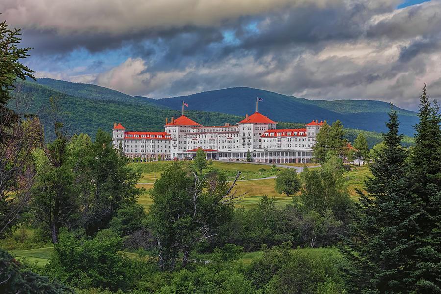 The Omni Mount Washington Resort 5 by Brian MacLean