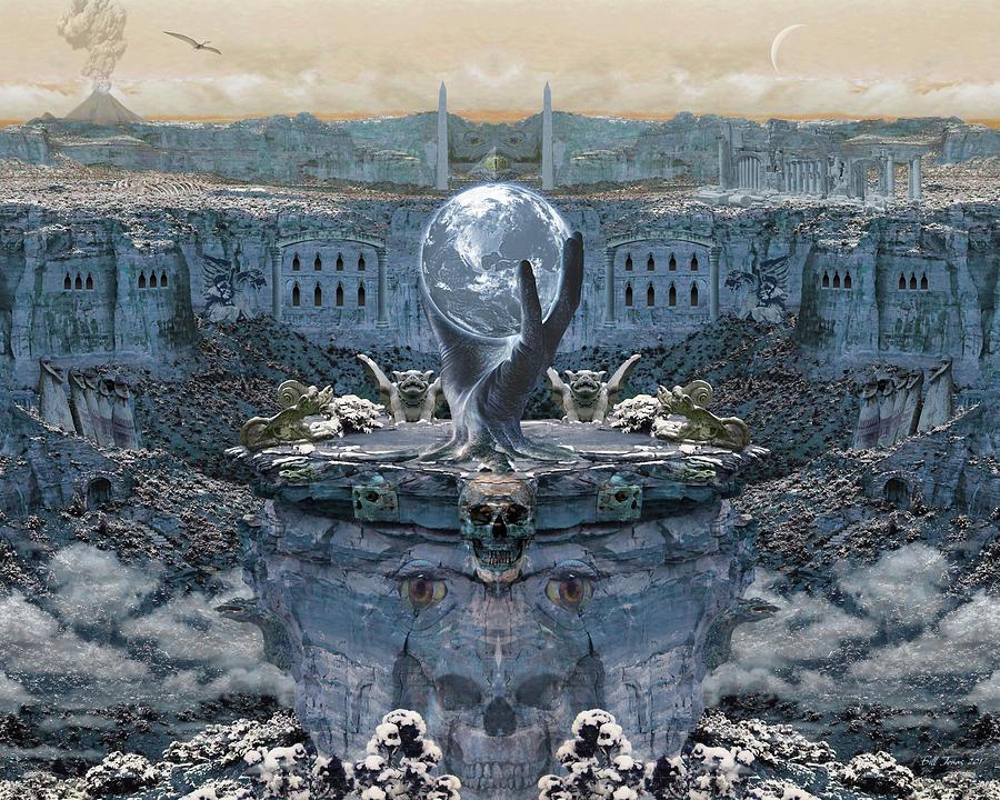 The Oracle of Halja by Bill Jonas