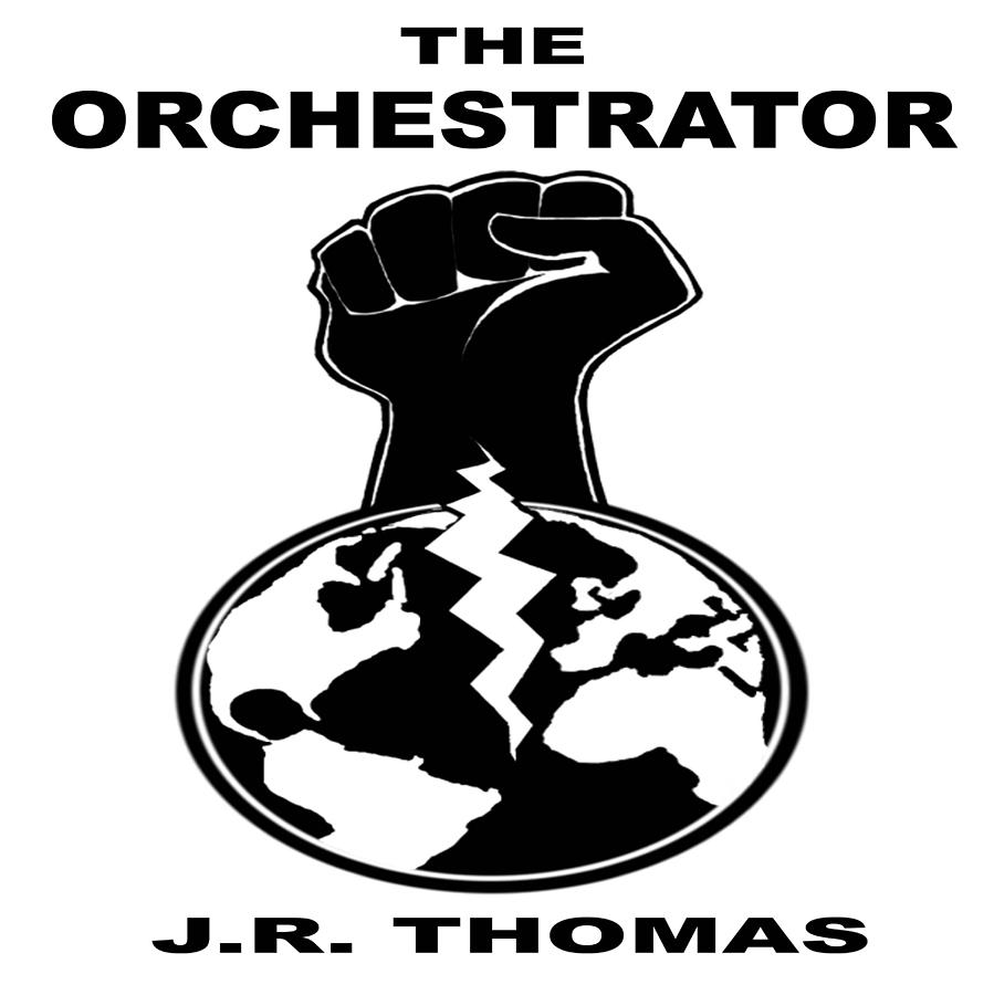 Cover Digital Art - The Orchestrator Cover by Jayvon Thomas