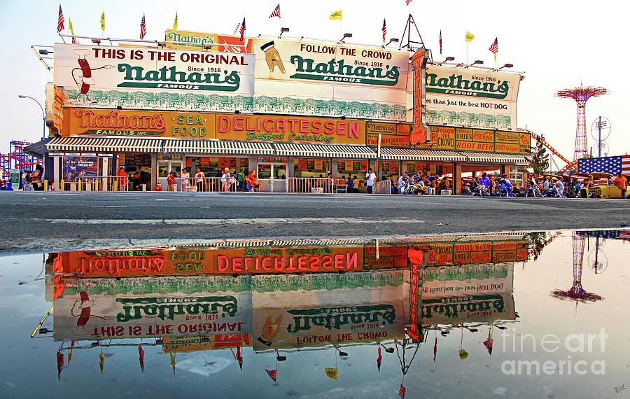 The Original Nathan's by Nishanth Gopinathan
