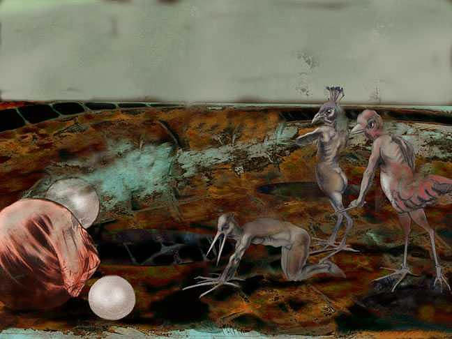 The Pandemic Bird Flu Gradfe A Us Inspected Digital Art by Tom Durham