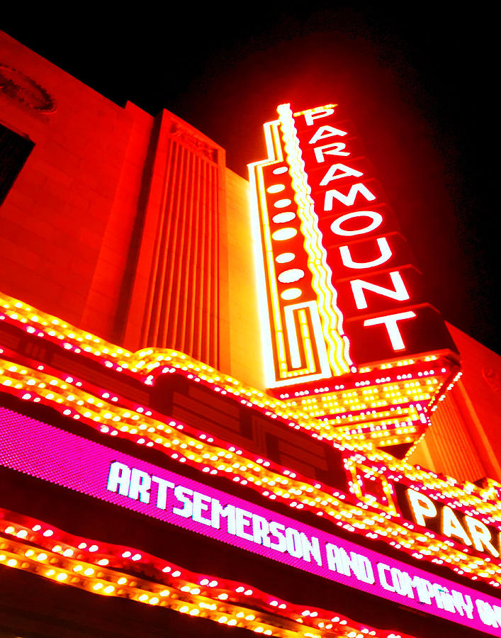 The Paramount 023 Photograph