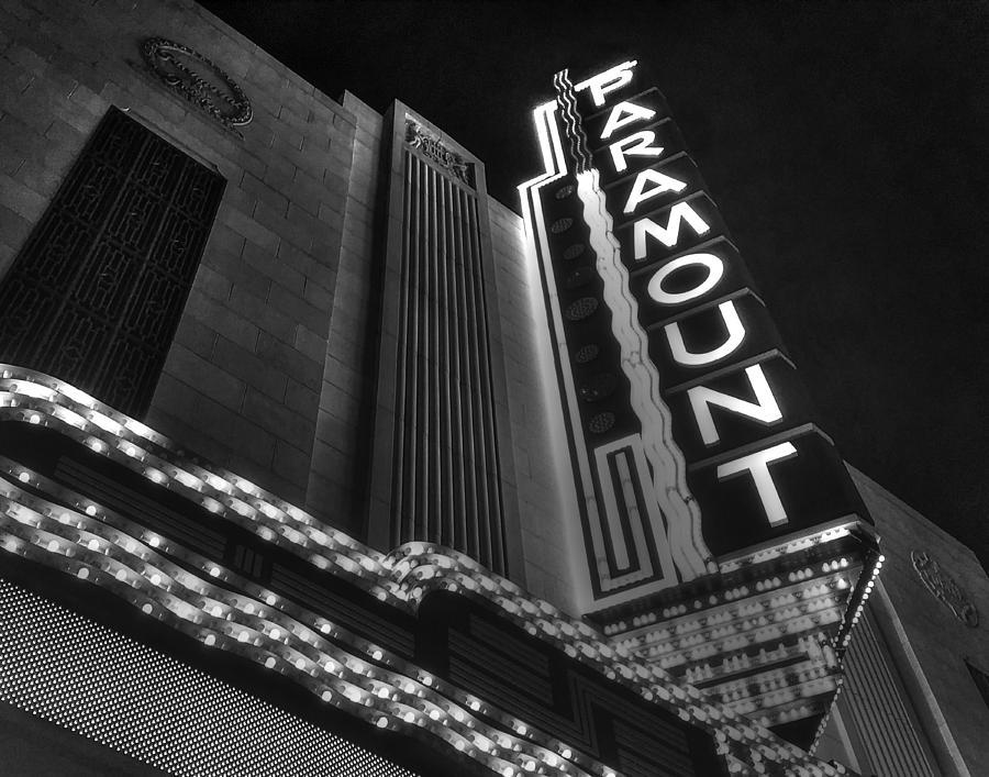 The Paramount 024 Photograph