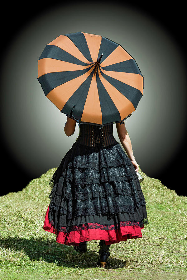 The Parasol by GK Hebert Photography