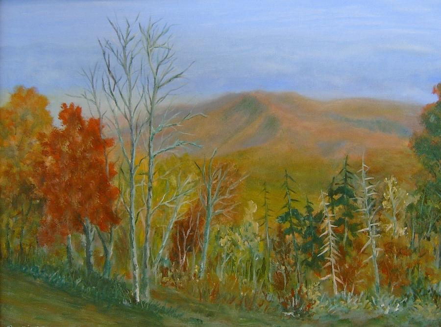 The Parkway View Painting by Ben Kiger