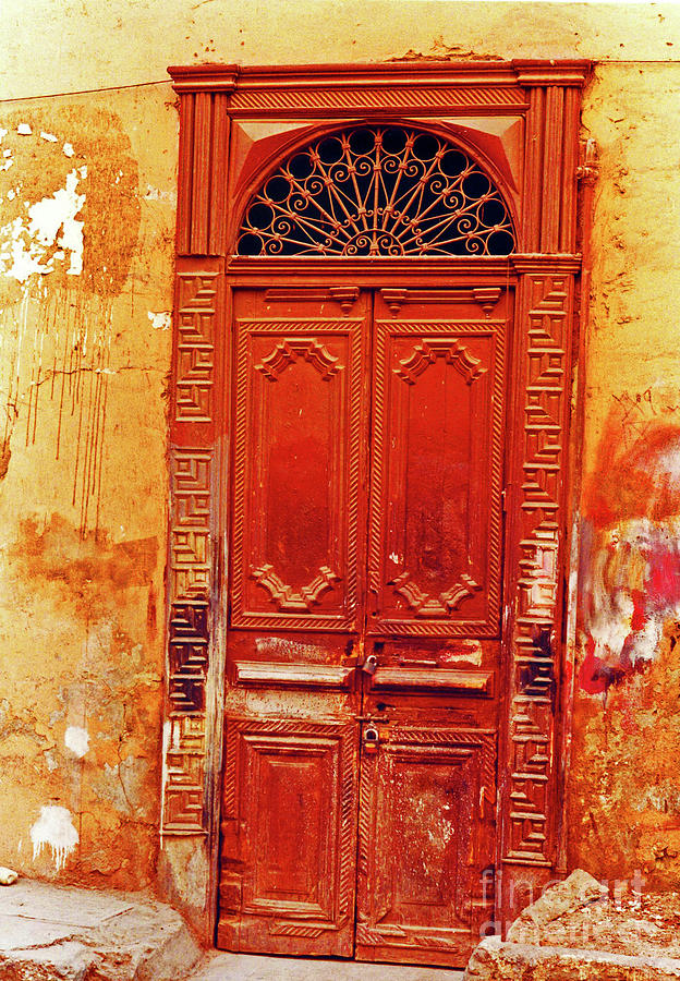 Egypt Photograph - The Passageway by Elizabeth Hoskinson