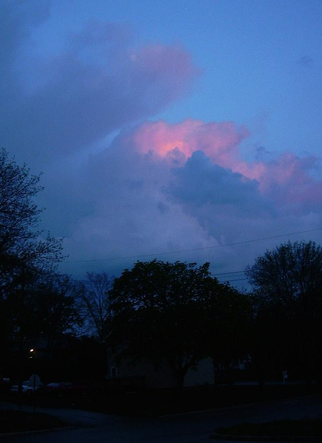 Storm Photograph - The Passing by Richard  Hubal