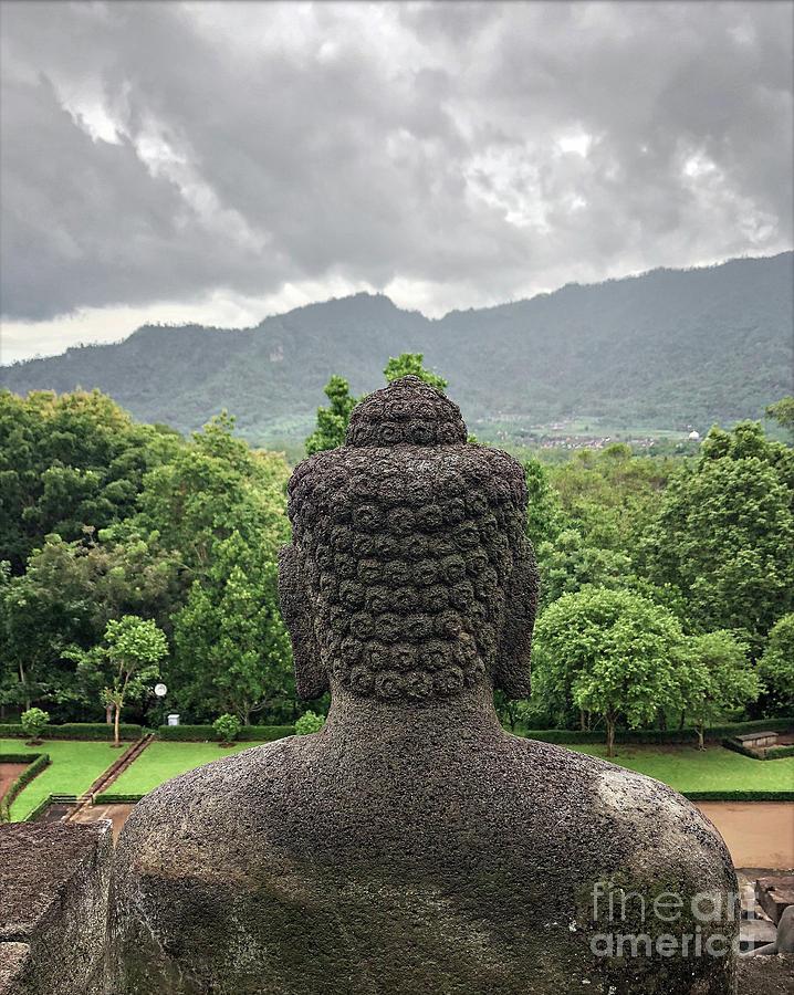 Borobudur Photograph - The Path of the Buddha #10 by Edit Kalman