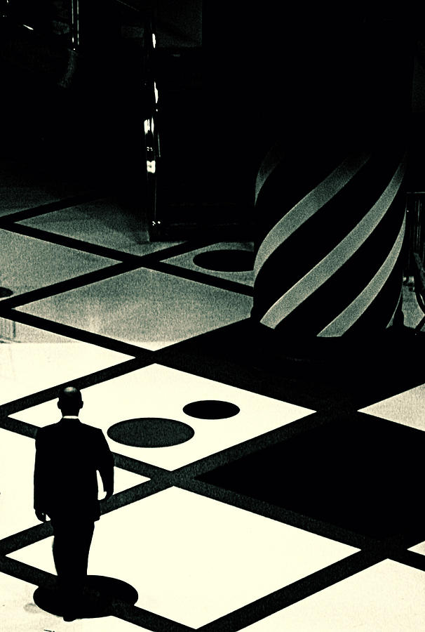The Pawn Photograph by Bulent Calli