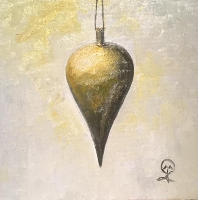 The Pendulum Painting by Therese Legere