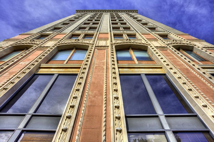 Seville Tower Photograph - The Pensacola Skyscraper by JC Findley