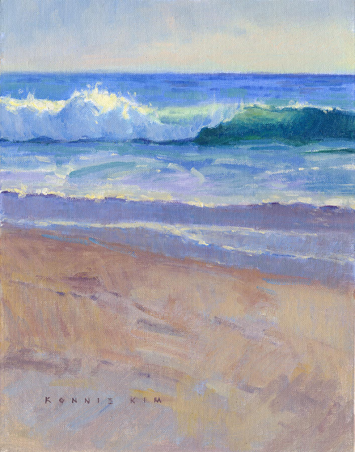 The Healing Pacific by Konnie Kim