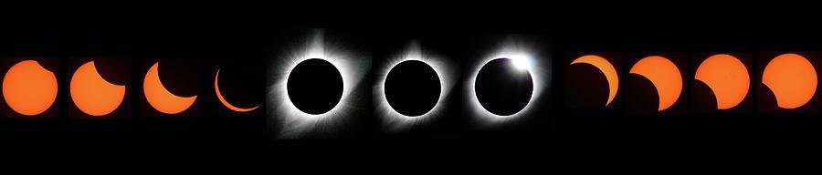 The Phase of an Eclipse - Straight by Matt Swinden