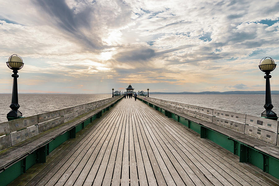 The Pier by Paul Hennell
