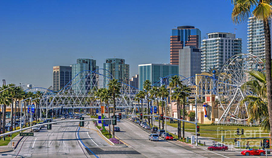 Shoreline Village Drive Long Beach Ca