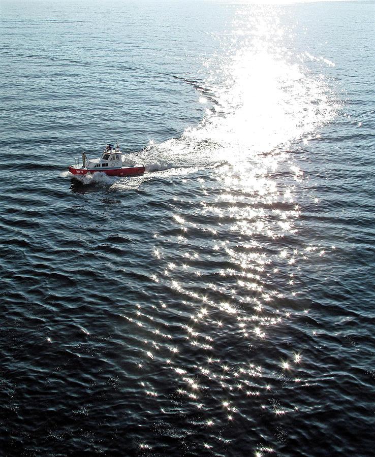 The Pilot Boat Photograph