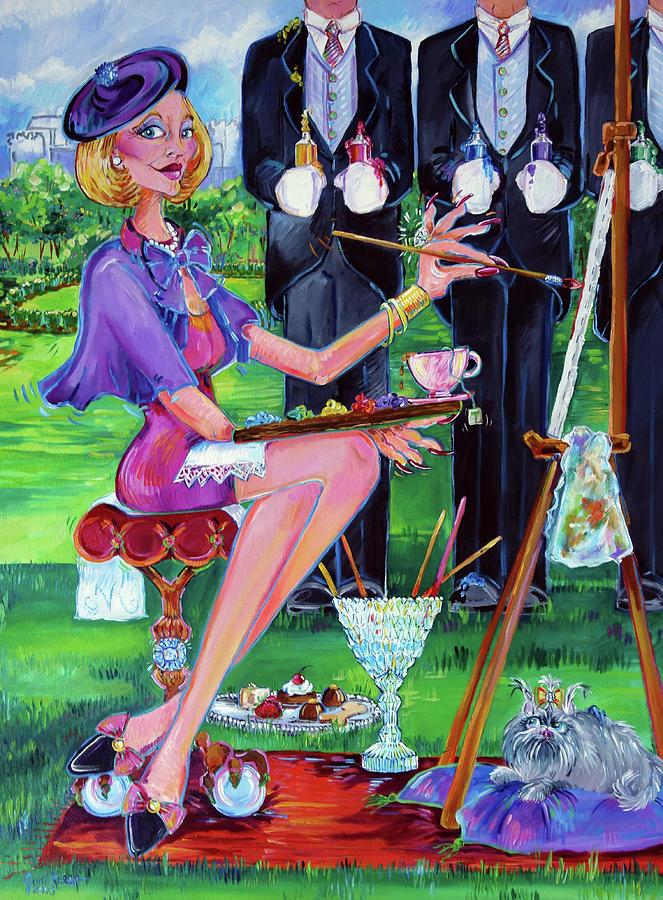 The Plein-heiress by Judi Krew
