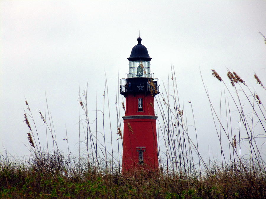 The Ponce De Leon Lighthouse Photograph By Sara Evans