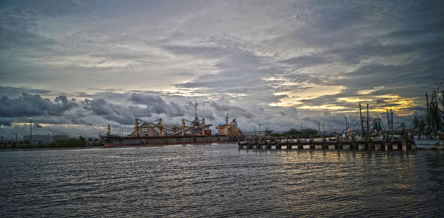 Port Photograph - The Port by Chauncy Holmes