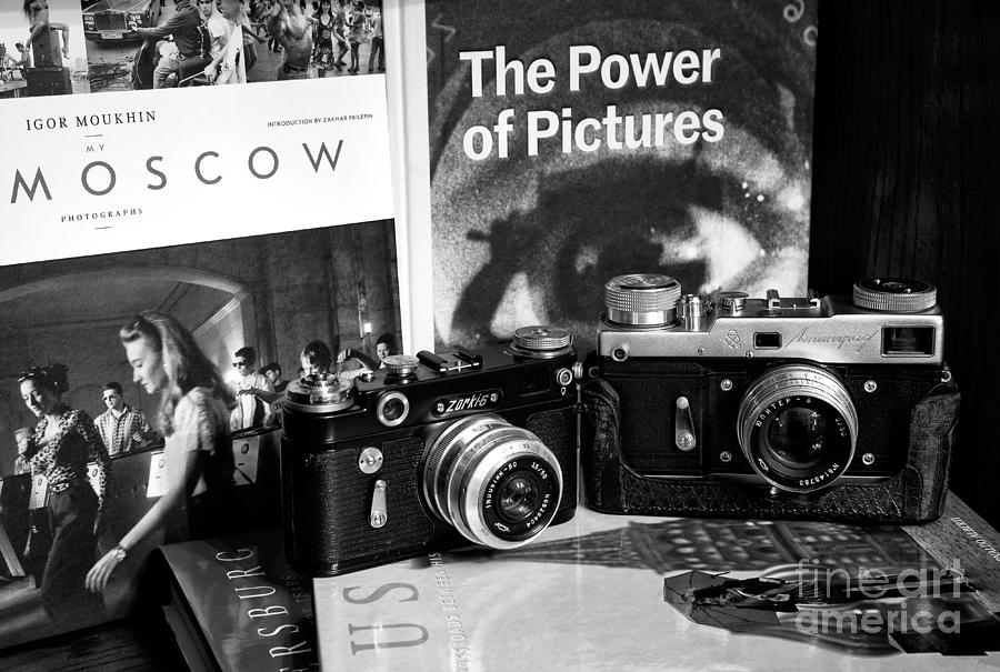 Pictures Photograph - The Power Of Pictures by John Rizzuto