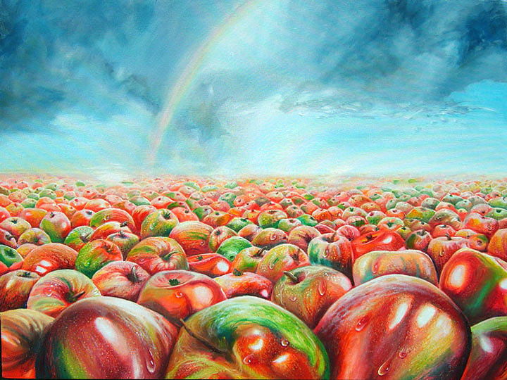 Pride Painting - The Pride Of Still Life by Leonard Aitken