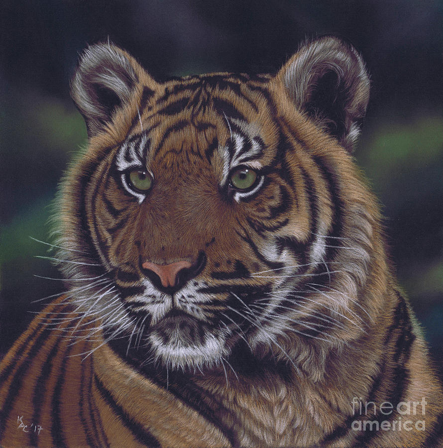 The Prince Of The Jungle Painting
