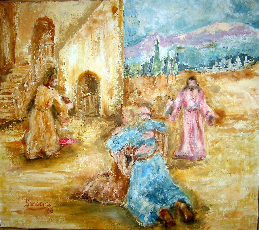 The Prodigal Son Painting by Joseph Sandora Jr