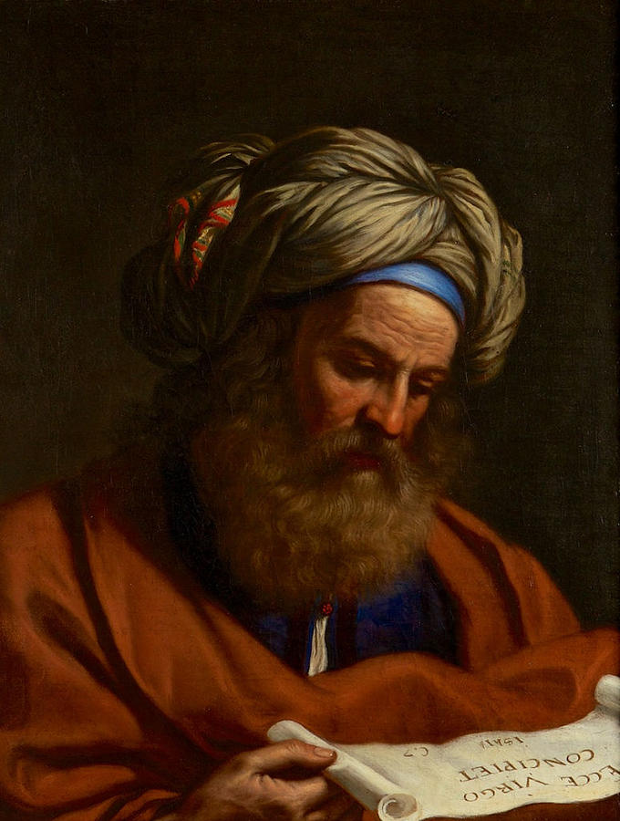 Image result for prophet isaiah