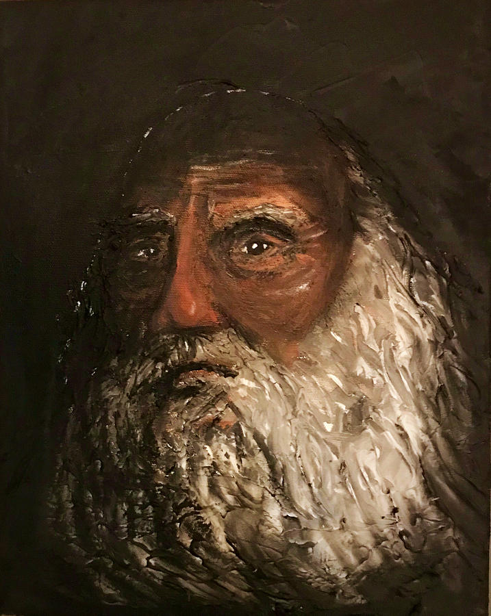 The Prophet by Ovidiu Ervin Gruia