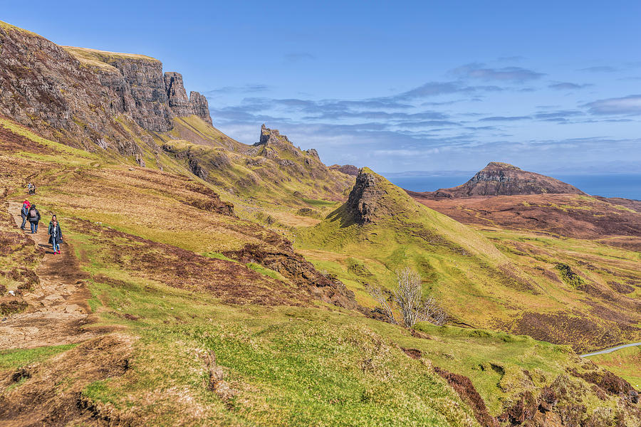 The Minch Photograph - The Quiraing by Mike Herdering