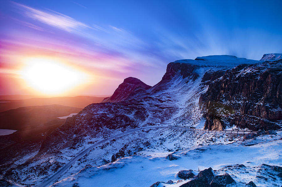 Europe Photograph - The Quiraing by Neil Alexander